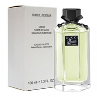 GUCCI FLORA BY GUCCI GRACIOUS TUBEROSE EDT FOR WOMEN 100 ML