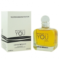 ТЕСТЕР EMPORIO ARMANI BECAUSE IT'S YOU FOR WOMEN 100 ML