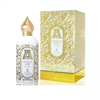 ATTAR COLLECTION CRYSTAL LOVE EDP FOR WOMEN 100 ML