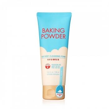 Очищающая пенка для снятия ББ-крема с содой Etude House Baking Powder B.B Deep Cleansing Foam 160 мл