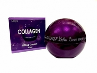 LEIYA КРЕМ-ЛИФТИНГ  ' ДЛЯ ЛИЦА С КОЛЛАГЕНОМ ' COLLAGEN LIFTING CREAM 85 ml