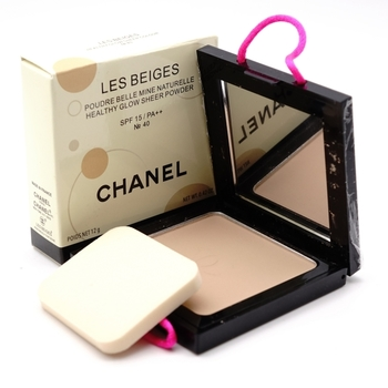 CHANEL les beiges С40 Пудра