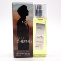 HERMES TERRE D`HERMES FOR MEN EDT 50ml