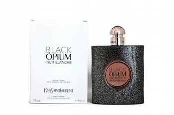 ТЕСТЕР YSL BLACK OPIUM NUIT BLANCHE EDP FOR WOMEN 100 ML
