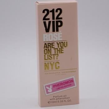 CH 212 VIP ROSE FOR WOMEN PARFUM OIL 10ml