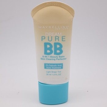 ТОНАЛЬНЫЙ КРЕМ MAYBELLINE DREAM PURE BB 02 30ml