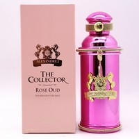 ТЕСТЕР ALEXANDRE.J THE COLLECTOR ROSE OUD FOR WOMEN EDP 100ml