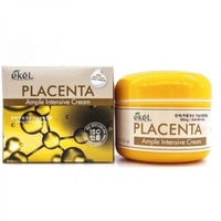 Крем для лица с плацентой Ekel Ample Intensive Cream Placenta 100 гр