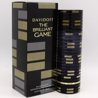 DAVIDOFF THE BRILLIANT GAME FOR MEN EDT 100ml