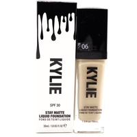 ТОНАЛЬНЫЙ КРЕМ KYLIE STAY MATTE LIQUID FOUNDATION - №06 30ml
