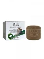 Укрепляющий крем для лица с муцином улитки Any Vera Snail firming cream  100 гр