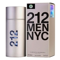 CAROLINA HERRERA 212 MEN NYC MAGNETIC 100ml M