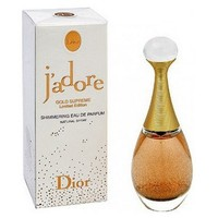 DIOR J'ADORE GOLD SUPREME LIMITED EDITION FOR WOMEN SHIMMERING EDP 100ml