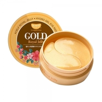 Гелевые патчи для глаз Koelf Hydro Gel Gold and Royal Jelly Eye Patch 60шт.