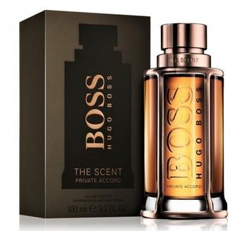 BOSS HUGO BOSS THE SCENT PRIVATE ACCORD FOR MEN EDT 100 ml