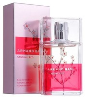 ARMAND BASI SENSUAL RED FOR WOMEN EDT 100ml