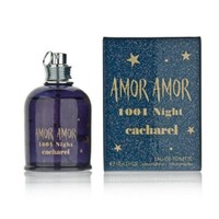CACHAREL AMOR AMOR 1001 NIGHT FOR WOMEN EDT 100ml