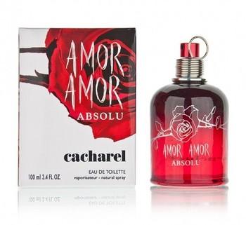 CACHAREL AMOR AMOR ABSOLU FOR WOMEN EDT 100ml