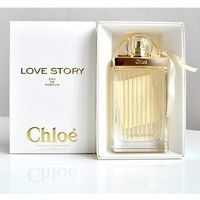 CHLOE LOVE STORY FOR WOMEN EDP 75ml