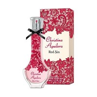 CHRISTINA AGUILERA RED SIN FOR WOMEN EDP 75ml