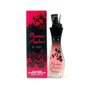 CRISTINA AGUILERA BY NIGHT FOR WOMEN EDP 75ml