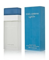 DOLCE & GABBANA LIGHT BLUE FOR WOMEN EDT 100ml