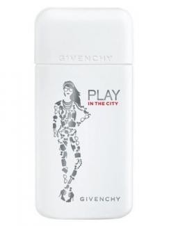 GIVENCHY PLAY IN THE CITY FOR WOMEN EDT 75ml