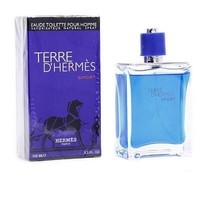HERMES TERRE D' HERMES SPORT FOR MEN EDT 100ml