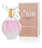NINA RICCI L`AIR FOR WOMEN EDT 100ml