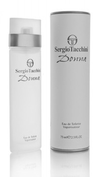 SERGIO TACCHINI DONNA FOR WOMEN EDT 75ml