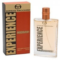 "Sergio Tacchini ""Experience Discovery"" 100 ml"