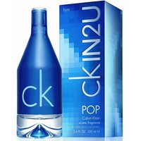 CALVIN KLEIN CKIN2U POP FOR MEN EDT 100ml