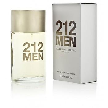 "Carolina Herrera ""212 Men"" 100 ml (прозрачный флакон)"