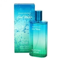 DAVIDOFF COOL WATER SUMMER DIVE FOR MEN EDT 125ml