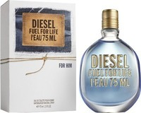 DIESEL FUEL FOR LIFE L'EAU FOR MEN EDT 75ml