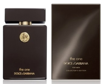 DOLCE & GABBANA THE ONE COLLECTORS EDITION FOR MEN EDT 100ml