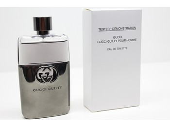 ТЕСТЕР GUCCI GUILTY FOR MEN EDT 90ml