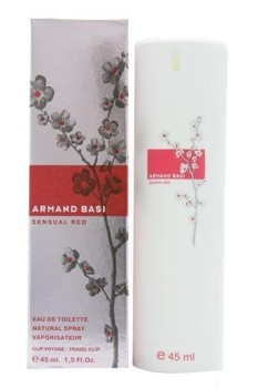 ARMAND BASI SENSUAL RED FOR WOMEN EDT 45ml