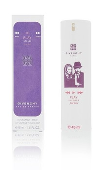 GIVENCHY PLAY INTENSE FOR WOMEN EDP 45ml