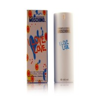 MOCHINO CHEAP&CHIC I LOVE LOVE FOR WOMEN EDT 45ml
