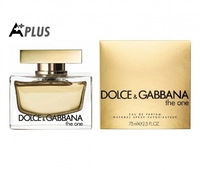 A-PLUS D&G THE ONE FOR WOMEN EDP 75 ml