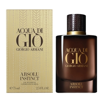 GIORGIO ARMANI ACQUA DI GIO ABSOLU INSTINCT FOR MEN EDP 100ml