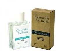 Тестер ATELIER COLOGNE CLEMENTINE CALIFORNIA UNISEX 60 ml