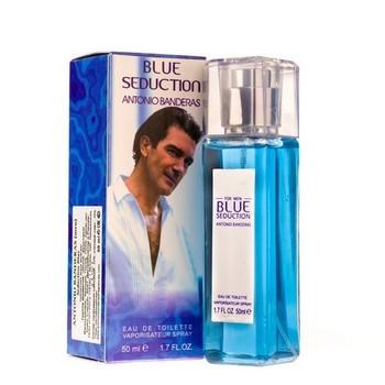 ANTONIO BANDERAS BLUE SEDUCTION FOR MEN EDT 50ml