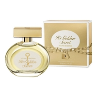 ANTONIO BANDERAS HER GOLDEN SECRET FOR WOMEN EDT 80ml