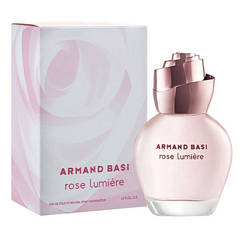 Armand basi rose lumiere for women edt 100ml