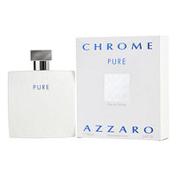 AZZARO CHROME PURE FOR MEN EDT 100ml