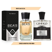 M 216 ПАРФЮМ BEAS CREED AVENTUS MEN 50ML