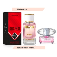 W 512 ПАРФЮМ BEAS VERSACE BRIGHT CRYSTAL 50ML