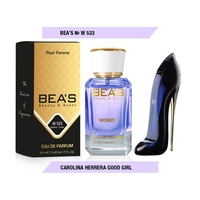 W 533 ПАРФЮМ BEAS CAROLINA HERRERA GOOD GIRL 50ML
